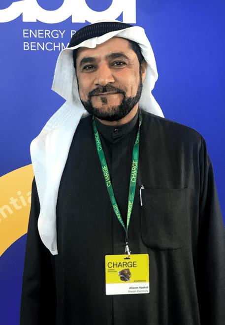 Rashid Alleem 1 | CHARGE Energy Conference